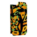 Abstract animal print Apple iPhone 5 Hardshell Case (PC+Silicone) View2