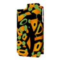 Abstract animal print Apple iPhone 5 Hardshell Case (PC+Silicone) View3