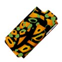 Abstract animal print Apple iPhone 5 Hardshell Case (PC+Silicone) View4