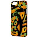 Abstract animal print Apple iPhone 5 Classic Hardshell Case View3