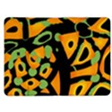 Abstract animal print Kindle Fire (1st Gen) Flip Case View1