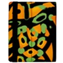 Abstract animal print Kindle Fire (1st Gen) Flip Case View3