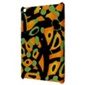 Abstract animal print Apple iPad Mini Hardshell Case View3