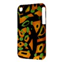 Abstract animal print Apple iPhone 3G/3GS Hardshell Case (PC+Silicone) View3