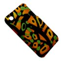 Abstract animal print Apple iPhone 3G/3GS Hardshell Case (PC+Silicone) View5
