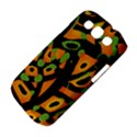 Abstract animal print Samsung Galaxy S III Classic Hardshell Case (PC+Silicone) View4