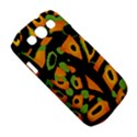 Abstract animal print Samsung Galaxy S III Classic Hardshell Case (PC+Silicone) View5