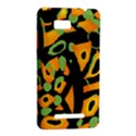 Abstract animal print HTC One SU T528W Hardshell Case View2