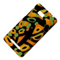 Abstract animal print HTC One SU T528W Hardshell Case View4