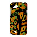 Abstract animal print HTC Desire VC (T328D) Hardshell Case View3