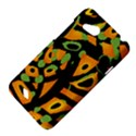 Abstract animal print HTC Desire VC (T328D) Hardshell Case View4
