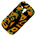 Abstract animal print Samsung Galaxy S3 MINI I8190 Hardshell Case View4