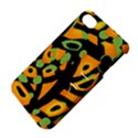 Abstract animal print Apple iPhone 4/4S Hardshell Case with Stand View4