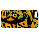 Abstract animal print Apple iPhone 5 Hardshell Case with Stand View1