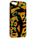 Abstract animal print Apple iPhone 5 Hardshell Case with Stand View2