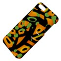 Abstract animal print Apple iPhone 5 Hardshell Case with Stand View4
