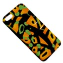 Abstract animal print Apple iPhone 5 Hardshell Case with Stand View5