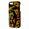 Abstract animal print Apple iPhone 5 Premium Hardshell Case View3