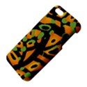 Abstract animal print Apple iPhone 5 Premium Hardshell Case View4