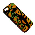 Abstract animal print Apple iPhone 5 Premium Hardshell Case View5