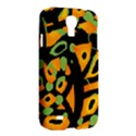Abstract animal print Samsung Galaxy S4 I9500/I9505 Hardshell Case View2