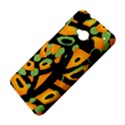 Abstract animal print HTC One M7 Hardshell Case View4