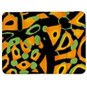 Abstract animal print Samsung Galaxy Tab 7  P1000 Flip Case View1
