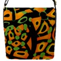 Abstract animal print Flap Covers (S)  View1