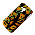 Abstract animal print Samsung Galaxy Duos I8262 Hardshell Case  View4