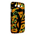 Abstract animal print Samsung Galaxy Mega 5.8 I9152 Hardshell Case  View2