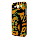 Abstract animal print Samsung Galaxy Mega 5.8 I9152 Hardshell Case  View3