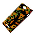 Abstract animal print Sony Xperia C (S39H) View4