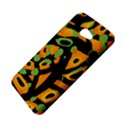 Abstract animal print HTC Butterfly S/HTC 9060 Hardshell Case View4