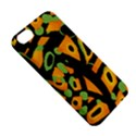 Abstract animal print Apple iPhone 5C Hardshell Case View5