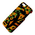 Abstract animal print iPhone 5S/ SE Premium Hardshell Case View4
