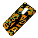 Abstract animal print HTC One Max (T6) Hardshell Case View4