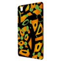Abstract animal print Samsung Galaxy Tab Pro 8.4 Hardshell Case View3