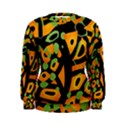 Abstract animal print Women s Sweatshirt View1