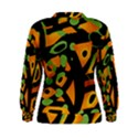 Abstract animal print Women s Sweatshirt View2
