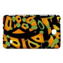 Abstract animal print Samsung Galaxy Tab 4 (7 ) Hardshell Case  View1