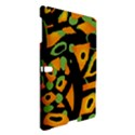 Abstract animal print Samsung Galaxy Tab S (10.5 ) Hardshell Case  View3