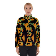 Abstract animal print Winterwear