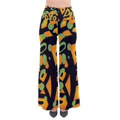 Abstract animal print Pants