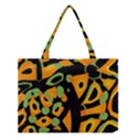 Abstract animal print Medium Tote Bag View1