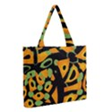 Abstract animal print Medium Tote Bag View2