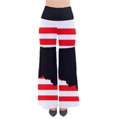 Australian Shepherd Silo Usa Flag Pants