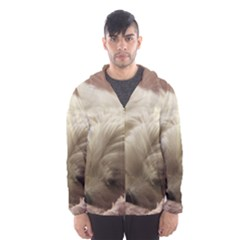 Maltese Sleeping Hooded Wind Breaker (Men)