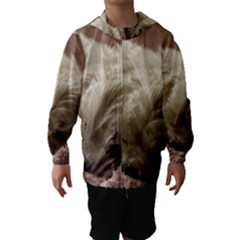 Maltese Sleeping Hooded Wind Breaker (Kids)