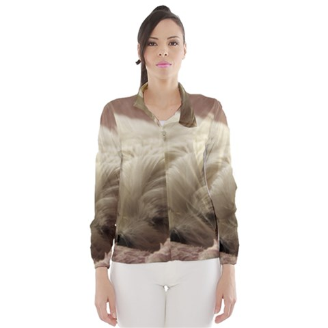 Maltese Sleeping Wind Breaker (Women)