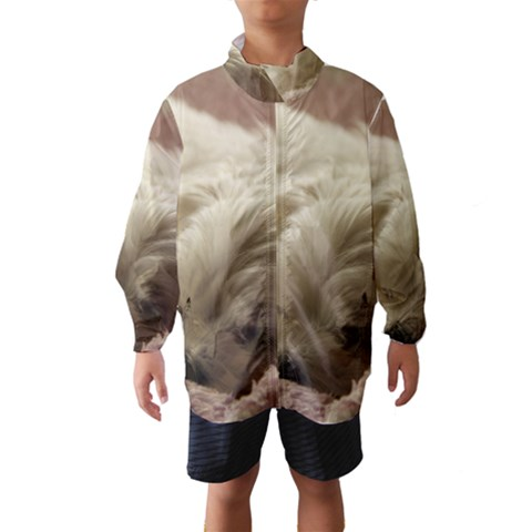 Maltese Sleeping Wind Breaker (Kids)